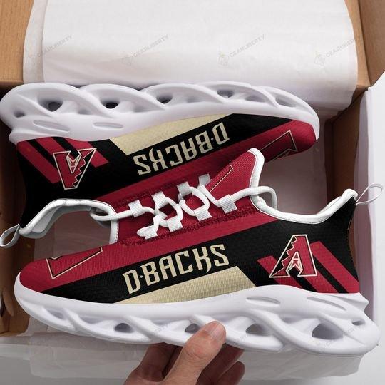 Arizona diamondbacks max soul clunky shoes - LIMITED EDITION