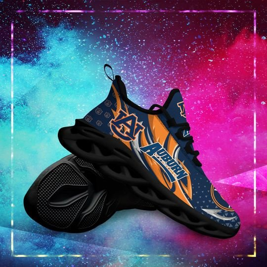 Auburn Tigers clunky max soul shoes - LIMITED EDITION