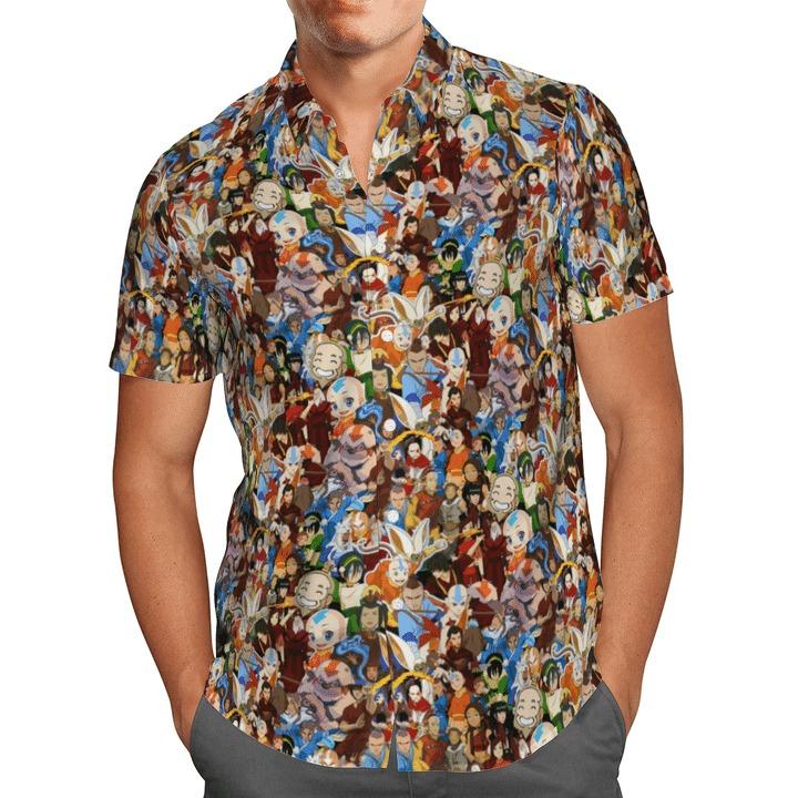 Avatar Collection Hawaii Shirt - BBS