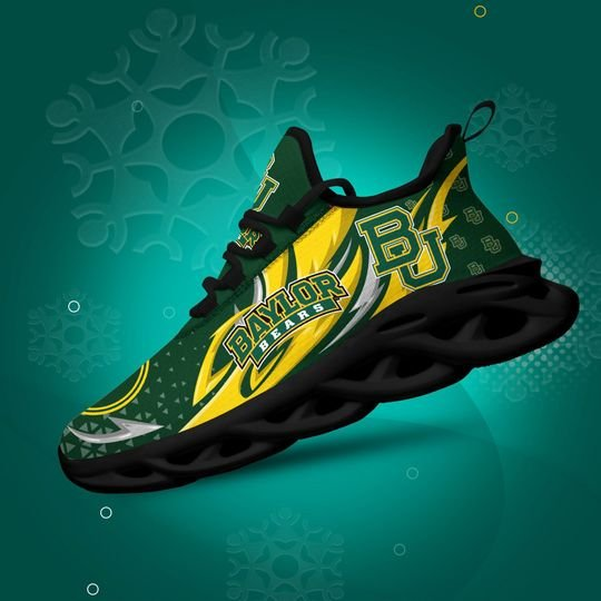 BU Baylor Bears clunky max soul shoes - LIMITED EDITION
