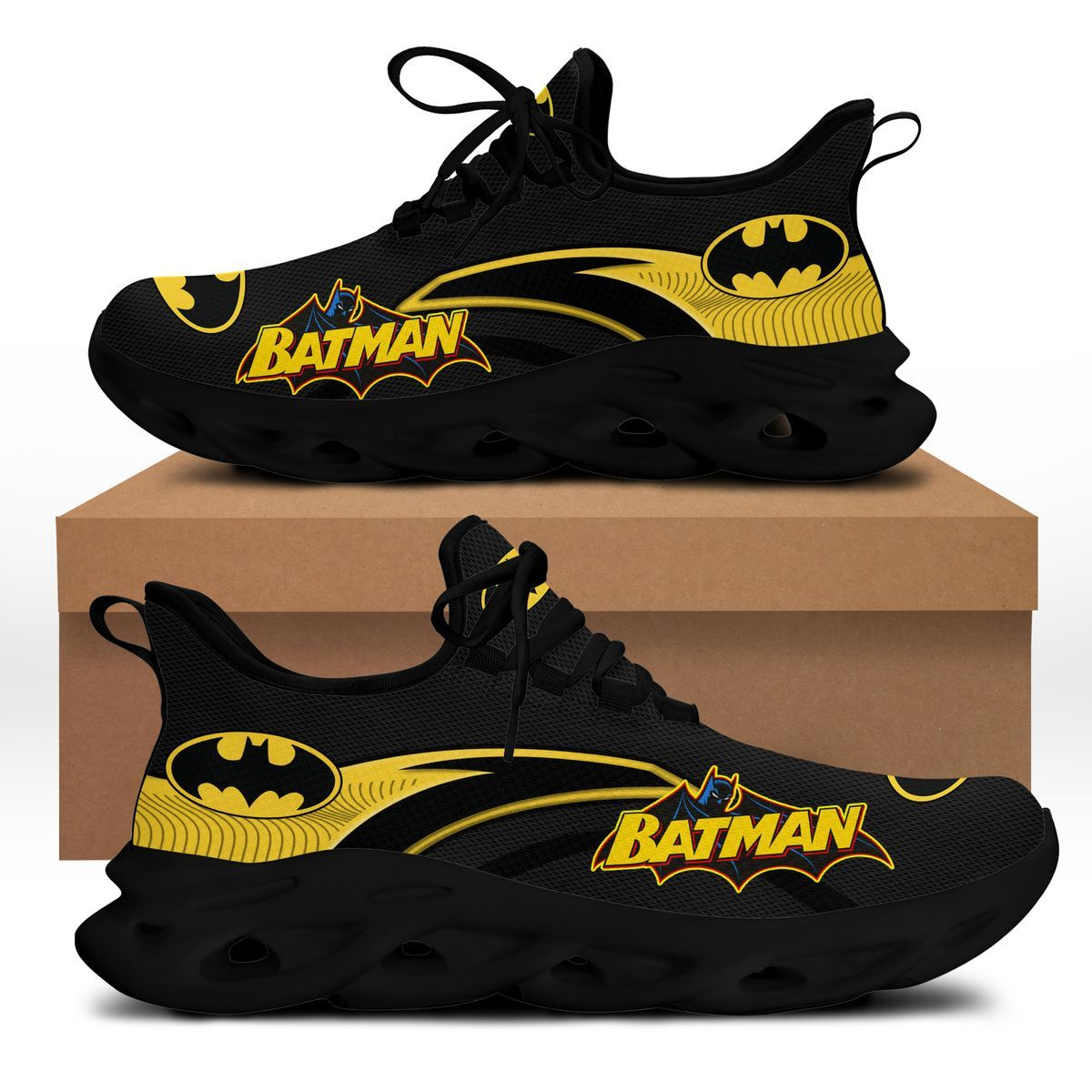 Batman Clunky Max soul shoes - LIMITED EDITION