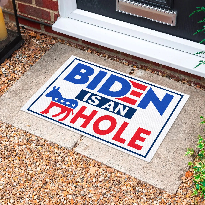 Biden Is An Asshole Doormat - Hothot 030921