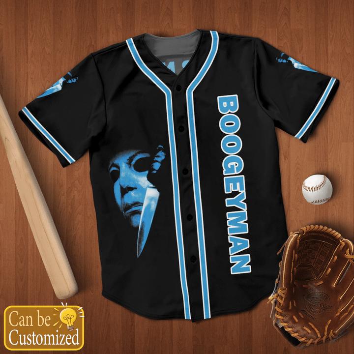 Boogeyman Custom Name Baseball Jersey Shirt - LIMITED EDITION