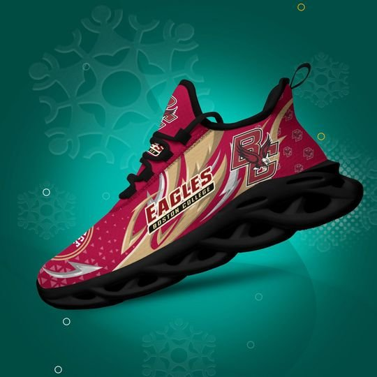 Boston College Eagles clunky max soul shoes- LIMITED EDITION