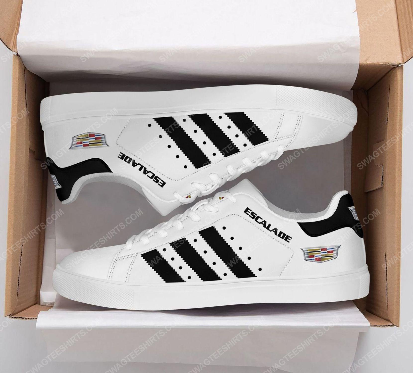 Cadillac escalade version stripe black stan smith shoes 2