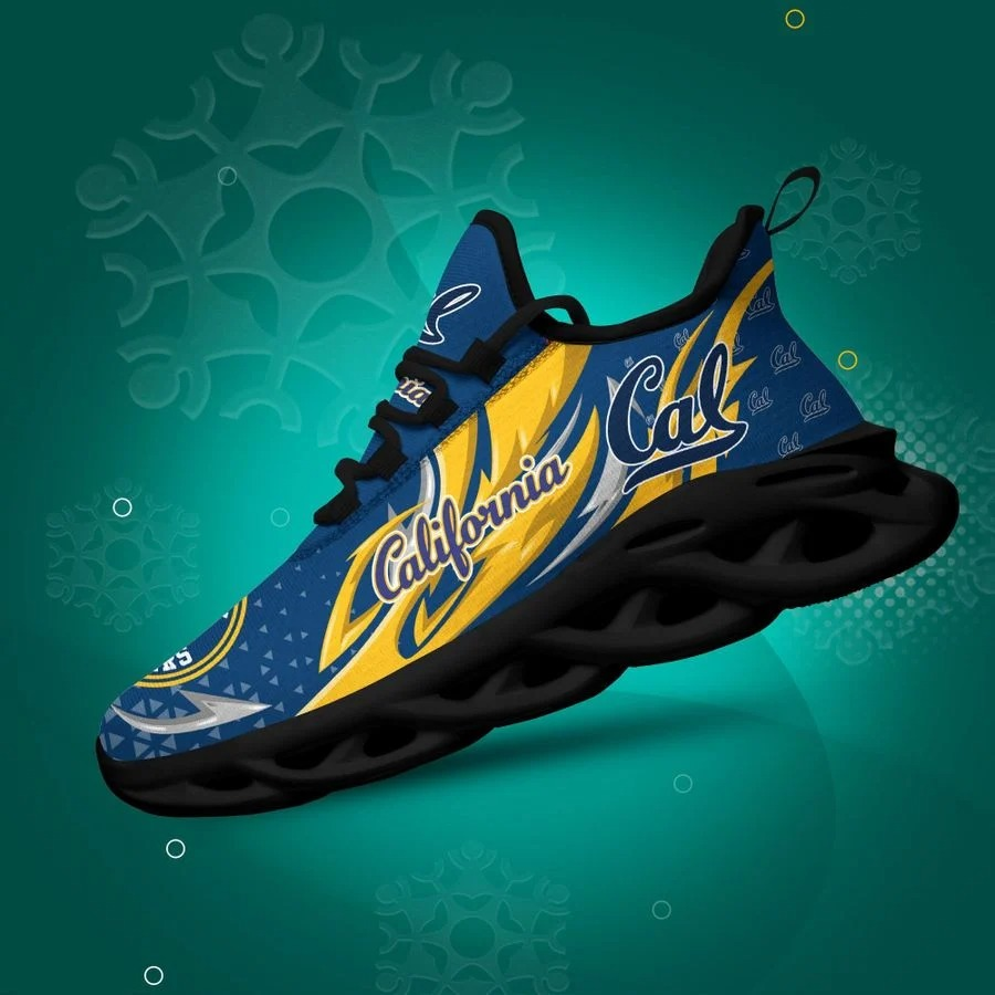 California Golden Bears Clunky Max Soul Shoes - BBS