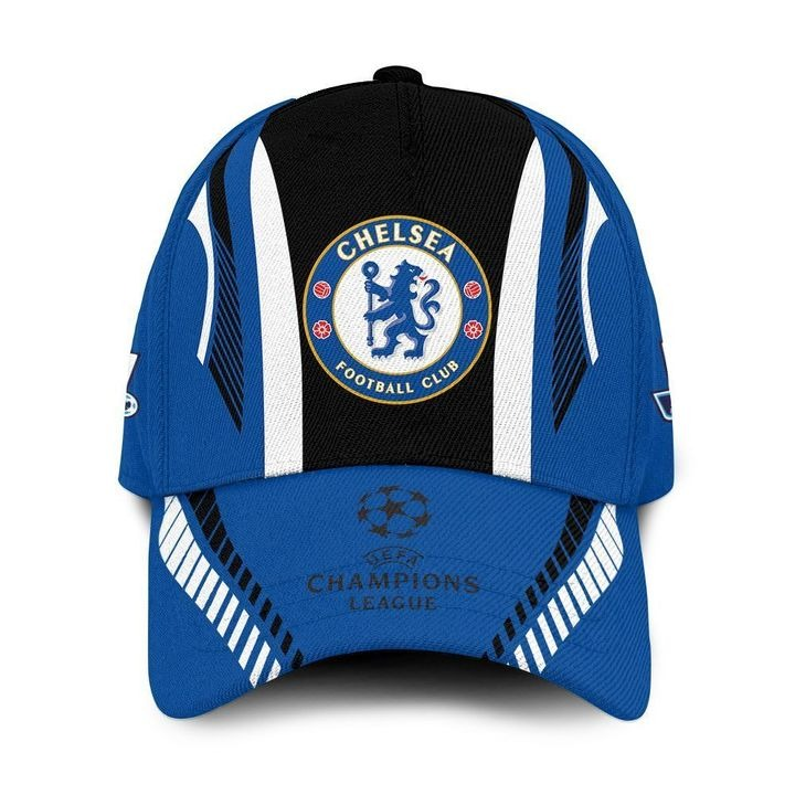Chelsea Football Club UEFA Champion League Classic Cap - Hothot 100921
