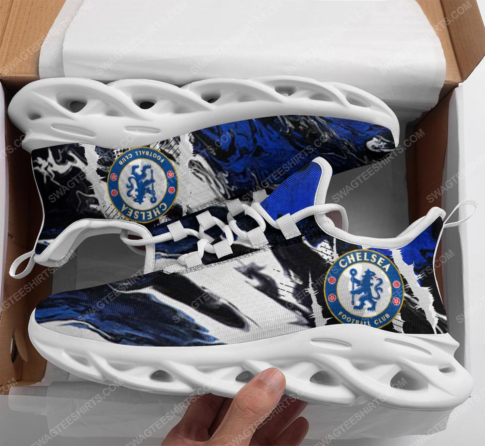 Chelsea football club max soul shoes 1