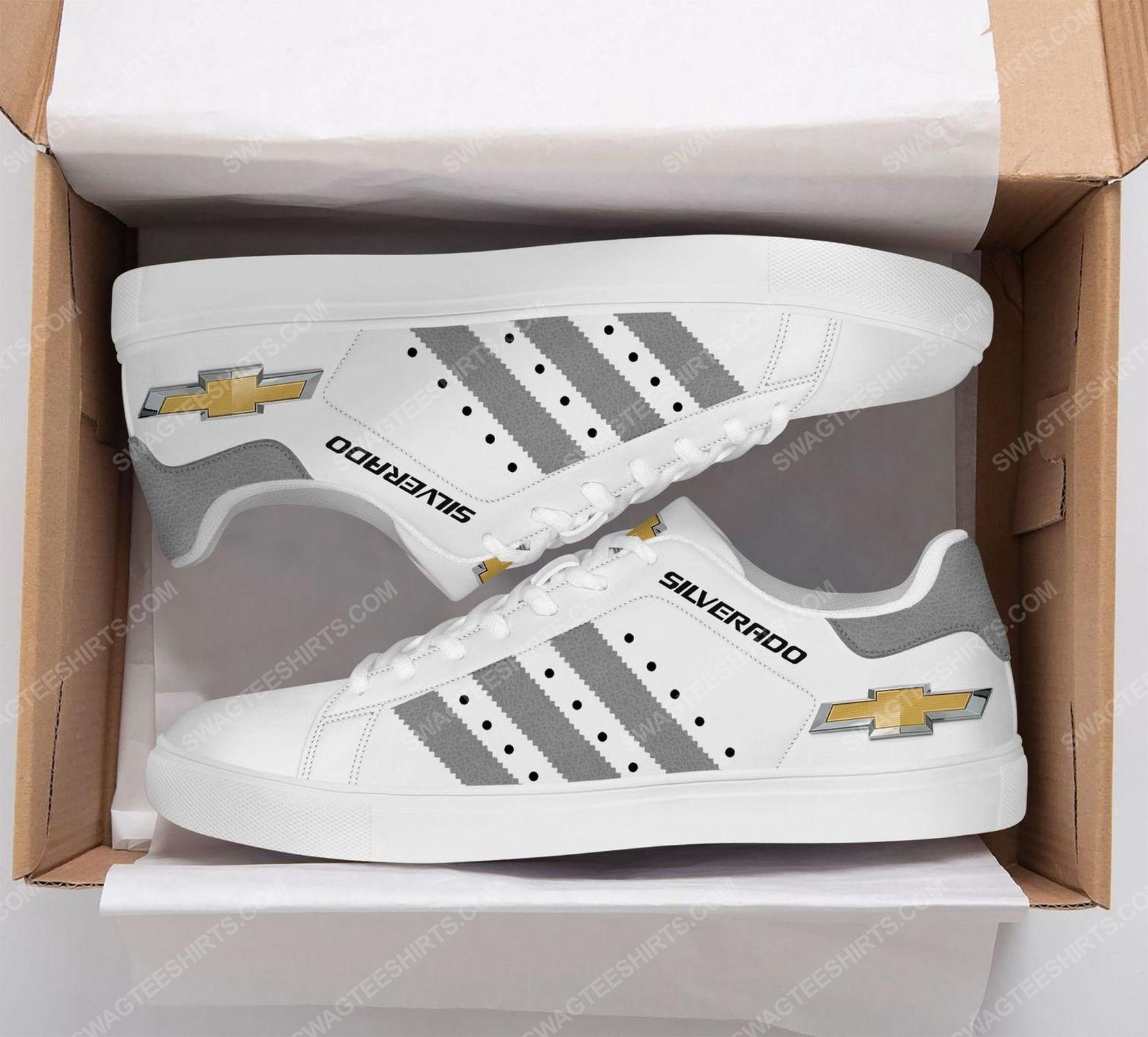 Chevrolet corvette version grey stan smith shoes 2