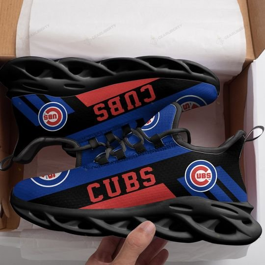 Chicago cubs max soul clunky shoes - LIMITED EDITION