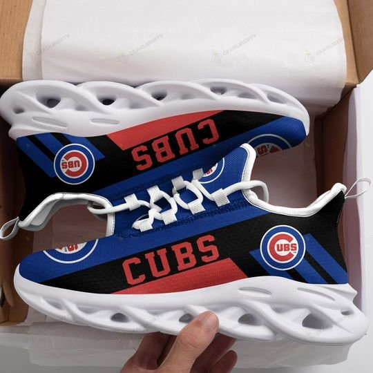 Chicago cubs max soul clunky shoes3