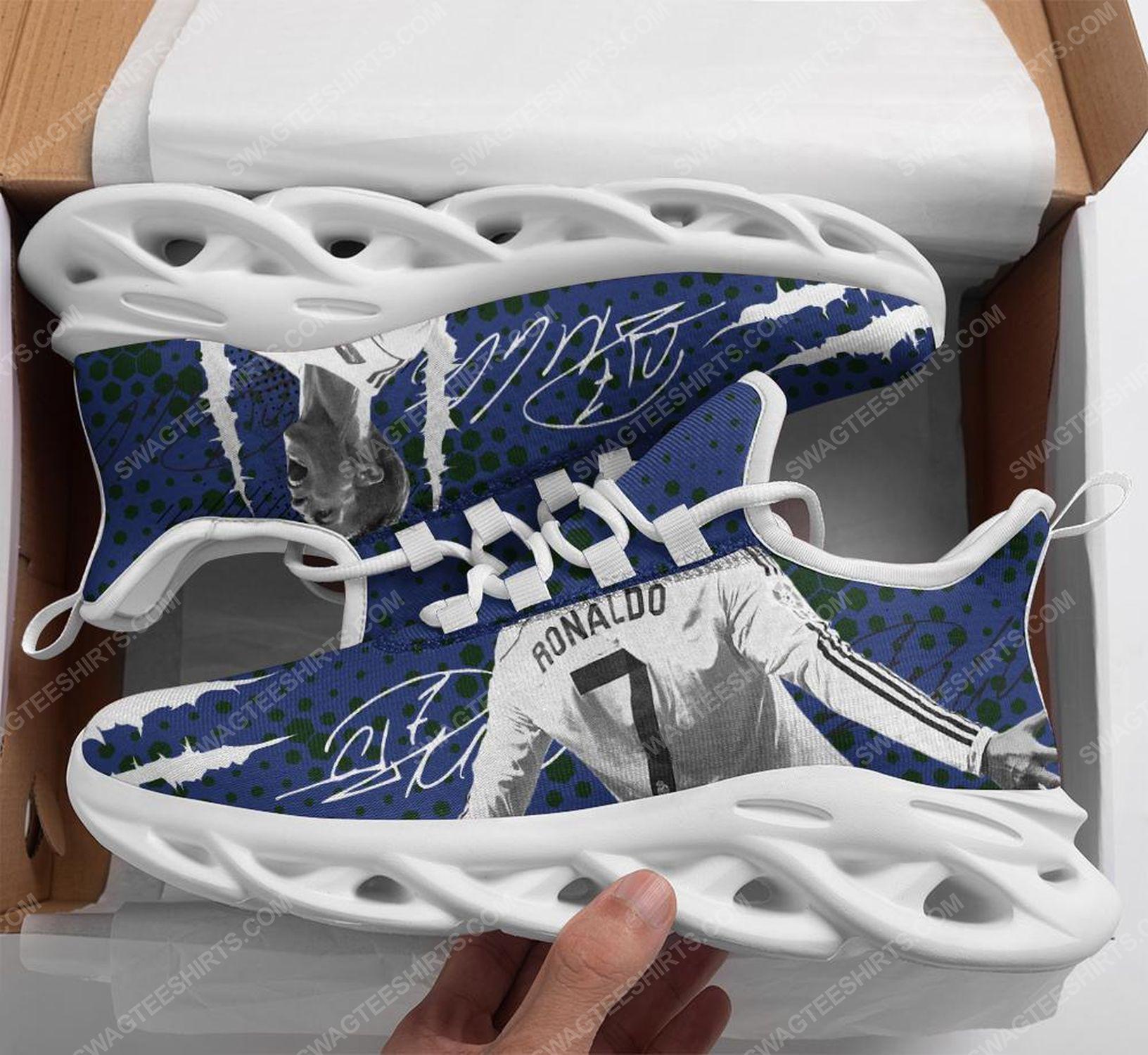Cristiano ronaldo cr7 signature max soul shoes 1