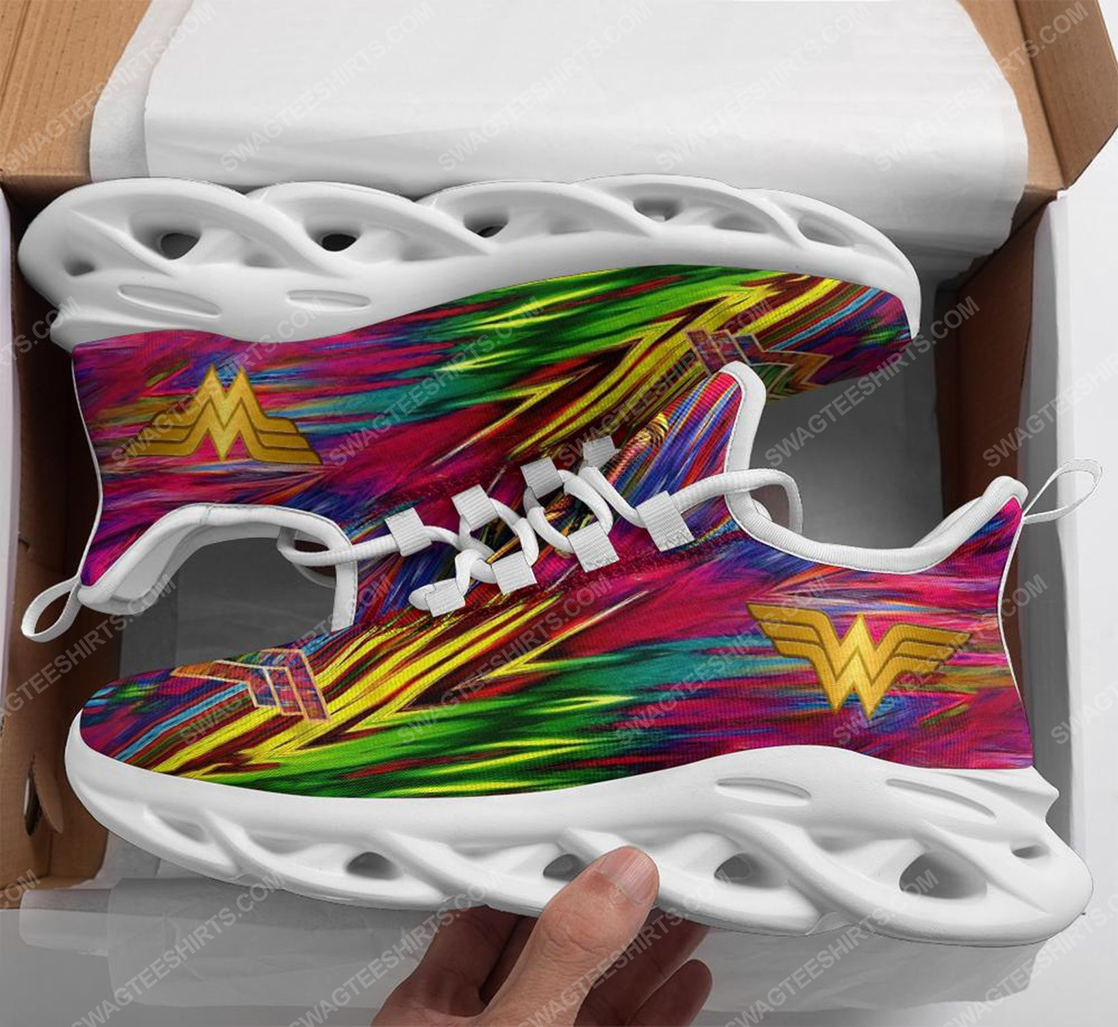 DC wonder woman movie max soul shoes 1