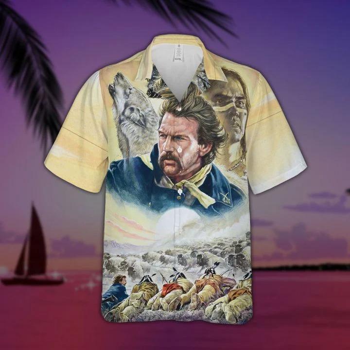 Dances With Wolves Hawaii Shirt - BBS