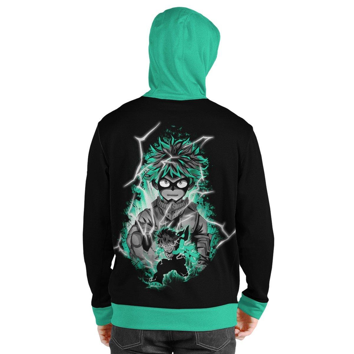 Deku My Hero Academia 3d hoodie - LIMITED EDITION