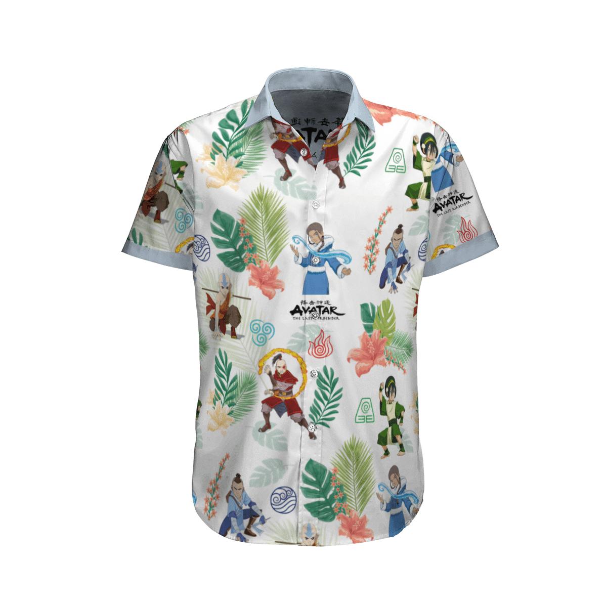 Earth Kingdom Avatar Hawaiian shirt - LIMITED EDITION