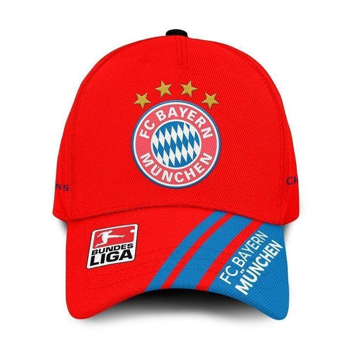 FC Bayern München Logo Classic Cap - Hothot 100921