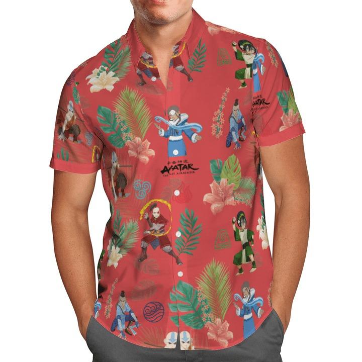 Fire Nation Hawaii Shirt - BBS