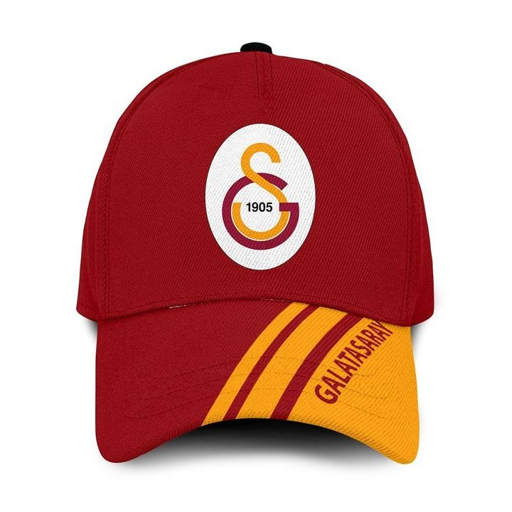 Galatasaray S.K Logo Classic Cap