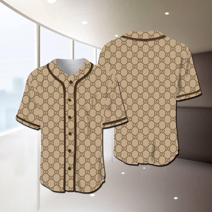 Gucci Baseball Jersey Shirt - BBS