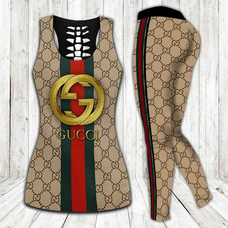 Gucci Tank Top And Leggings - LIMITED EDITION