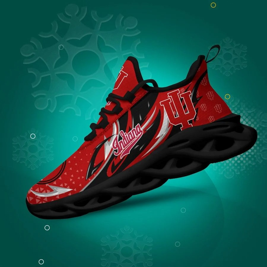 Indiana Hoosiers Clunky Max Soul Shoes - BBS