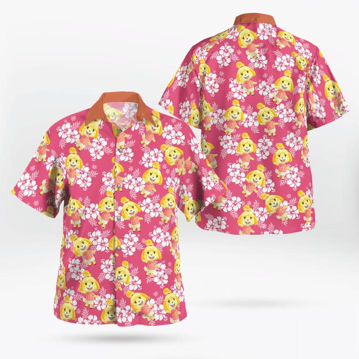 Isabelle hawaiian shirt