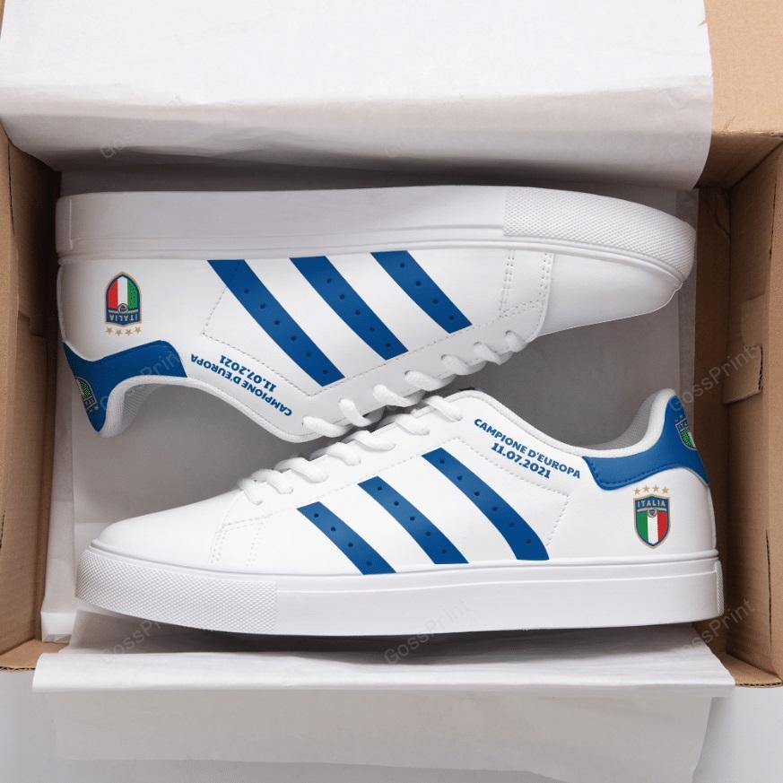 Italia Campione D'europa 11 07 2021 stan smith shoes