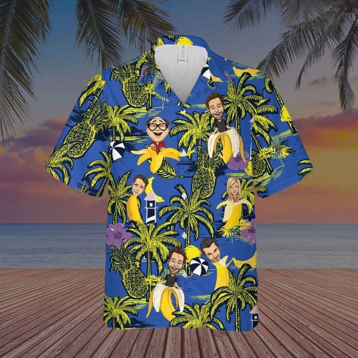 It's always sunny in philadelphia hawaiian shirt