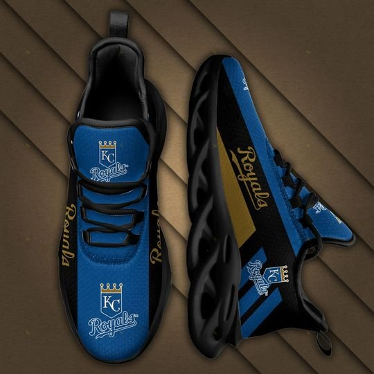 Kansas city royals max soul clunky shoes - LIMITED EDITION