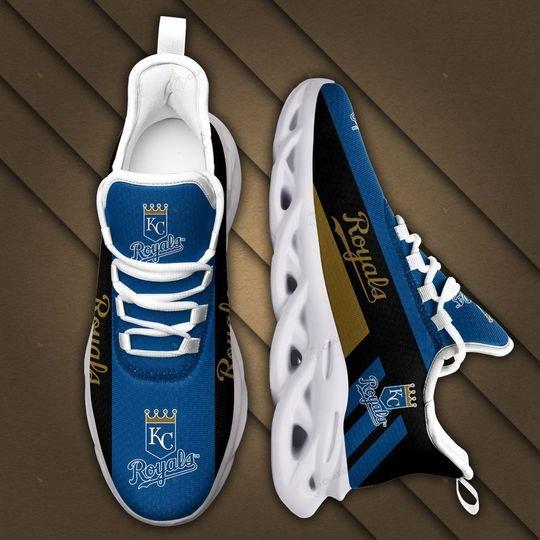 Kansas city royals max soul clunky shoes2