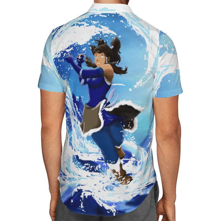 Korra hawaiian shirt - LIMITED EDITION
