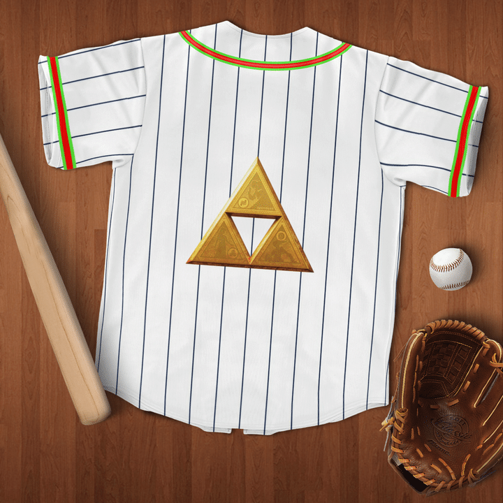 Link 1986 Custom Name Baseball Jersey Shirt - LIMITED EDITION