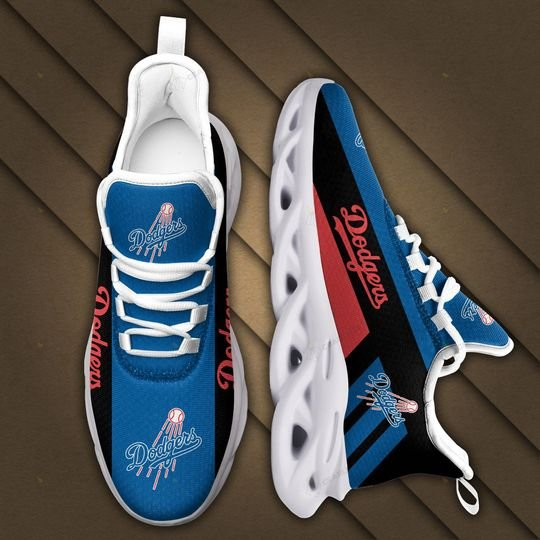 Los angeles dodgers max soul clunky shoes2
