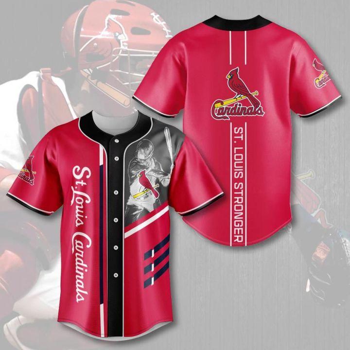 MMlb st.louis cardinals baseball jersey - LIMITED EDITION