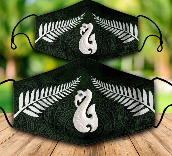 Manaia Face Veil 20 face mask