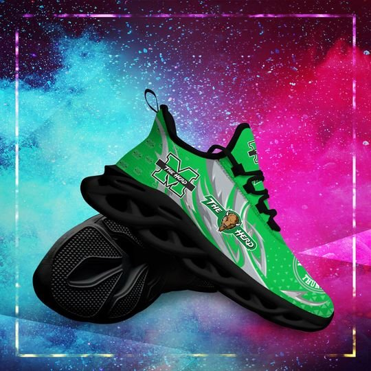 Marshall Thundering Herd clunky max soul shoes - LIMITED EDITION
