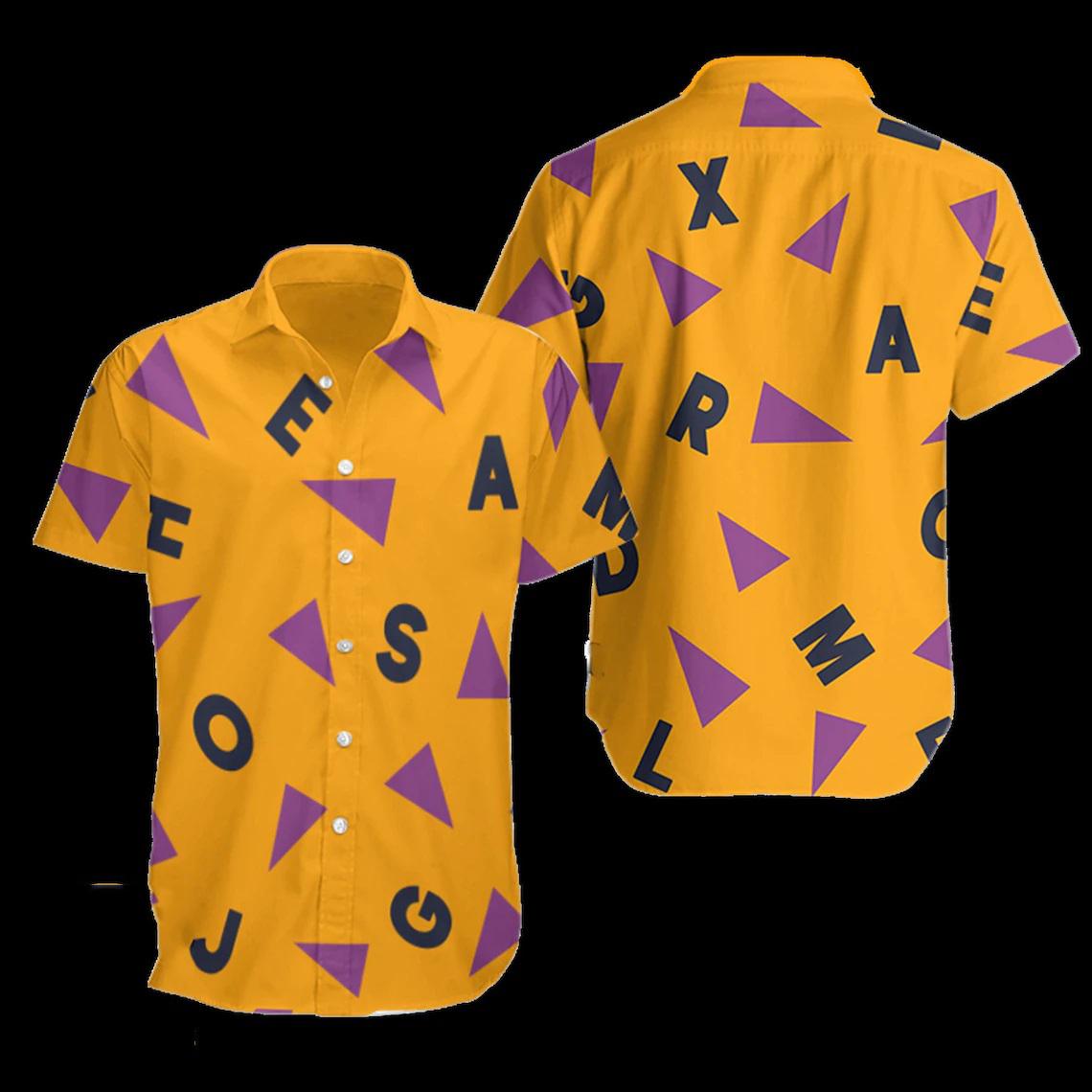 Master Roshi Dragon Ball Summer Hawaiian Shirt