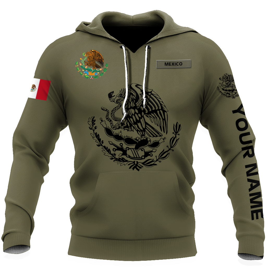 Mexican 3D All Over Printed custom Personalized 3d Hoodie, shirt - LIMITED EDITION