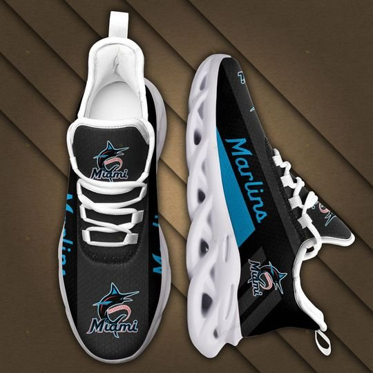 Miami marlins max soul clunky shoes2