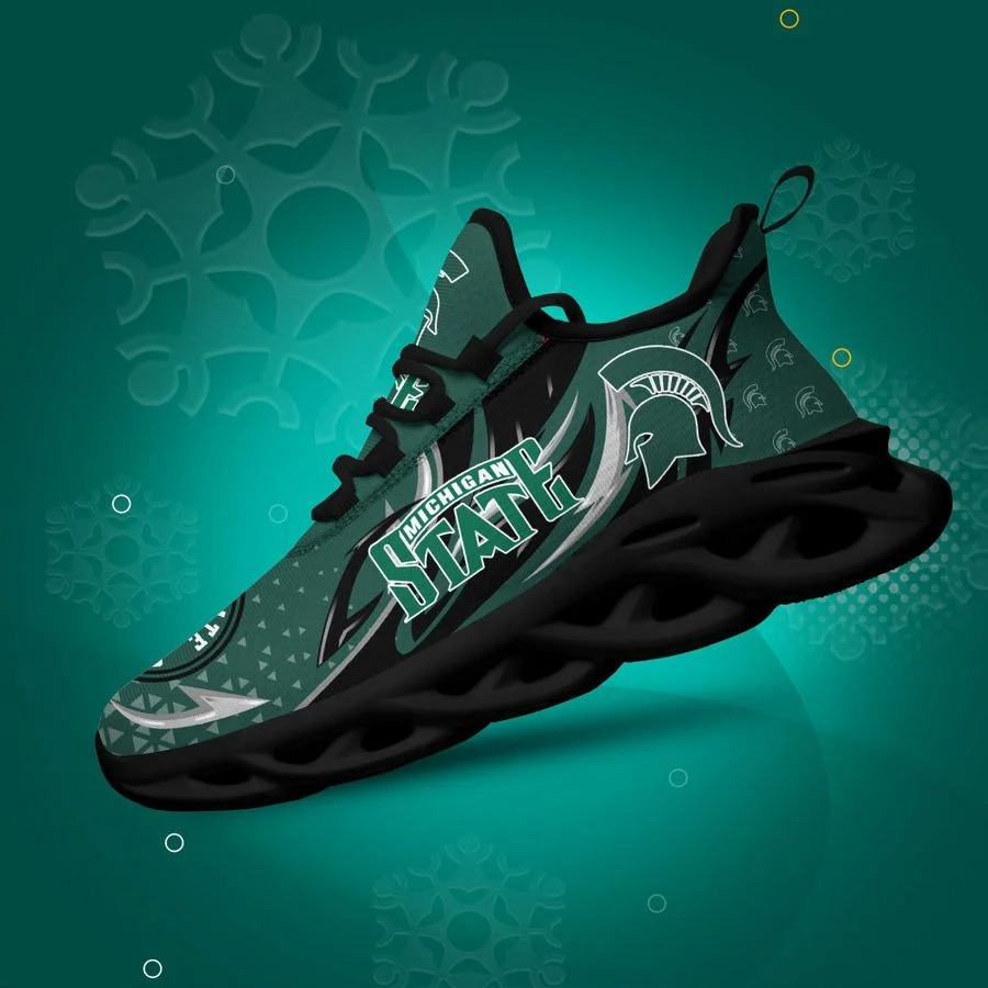 Michigan State Spartans Clunky Max Soul Shoes - BBS