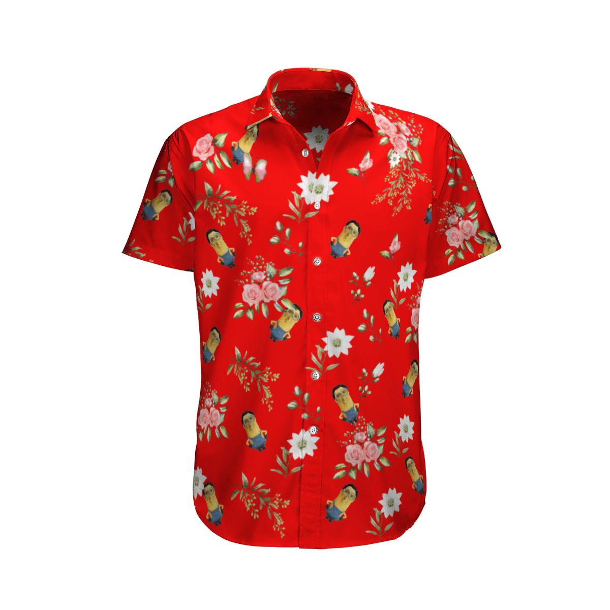 Minions cage Hawaiian shirt - LIMITED EDITION