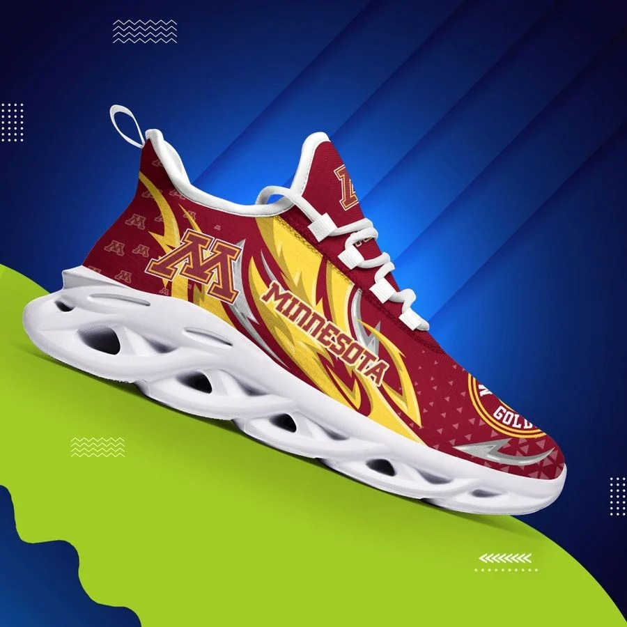 Minnesota Golden Gophers Clunky Max Soul Shoes - BBS
