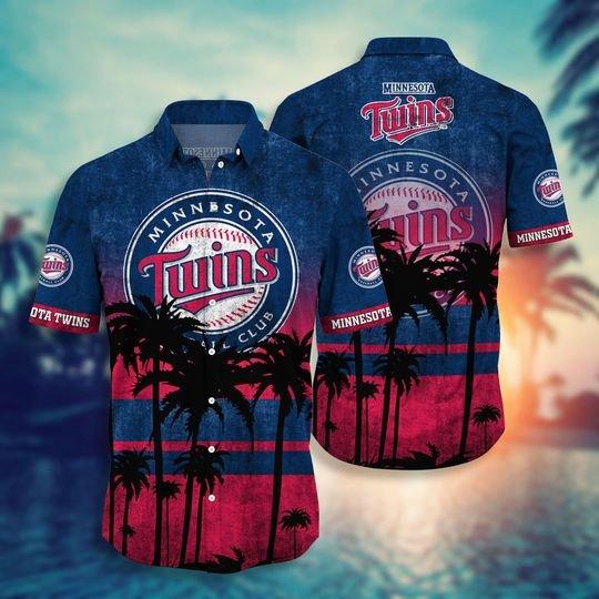 Minnesota Twins Hawaiian Shirt -BBS