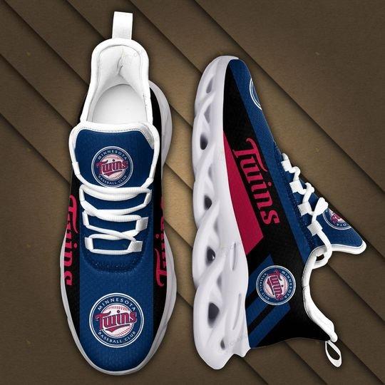 Minnesota twins max soul clunky shoes2