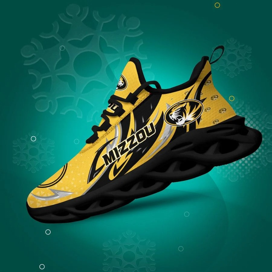 Missouri Tigers Clunky Max Soul Shoes - BBS