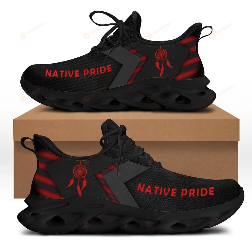 Native Pride clunky max soul shoes - LIMITED EDITION