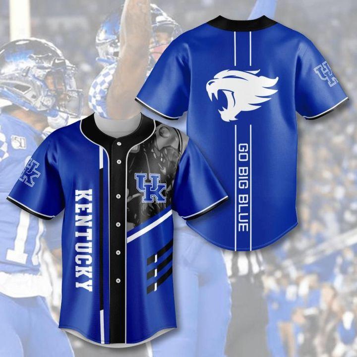 Ncaa kentucky wildcats baseball jersey - LIMITED EDITION