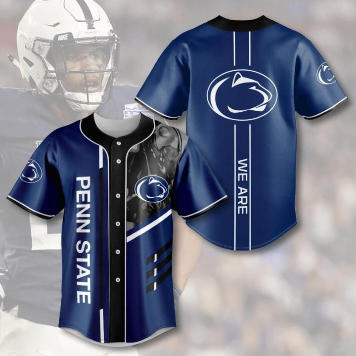 Ncaa penn state nittany lions baseball jersey - LIMITED EDITION