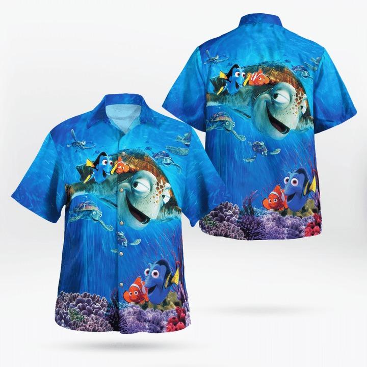 Nemo Hawaii Shirt - BBS